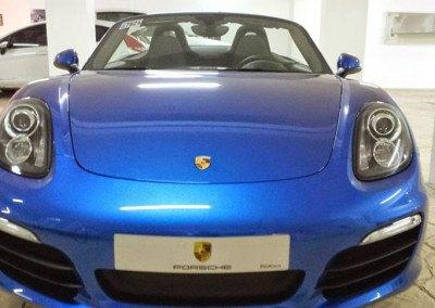 Kandi Basement - Porsche
