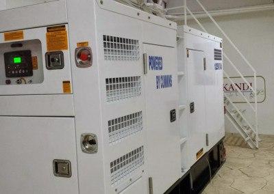 Kandi Basement - Power Generator