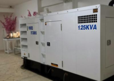 Kandi Villa Basement - Power Generator