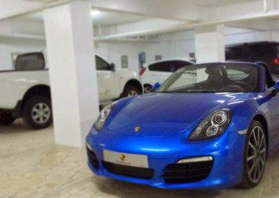Kandi Villa Basement - Porsche3