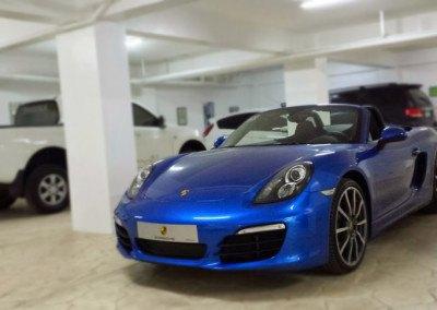Kandi Villa Basement - Porsche