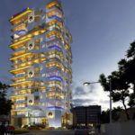 Kandi Towers 3 Scale Model