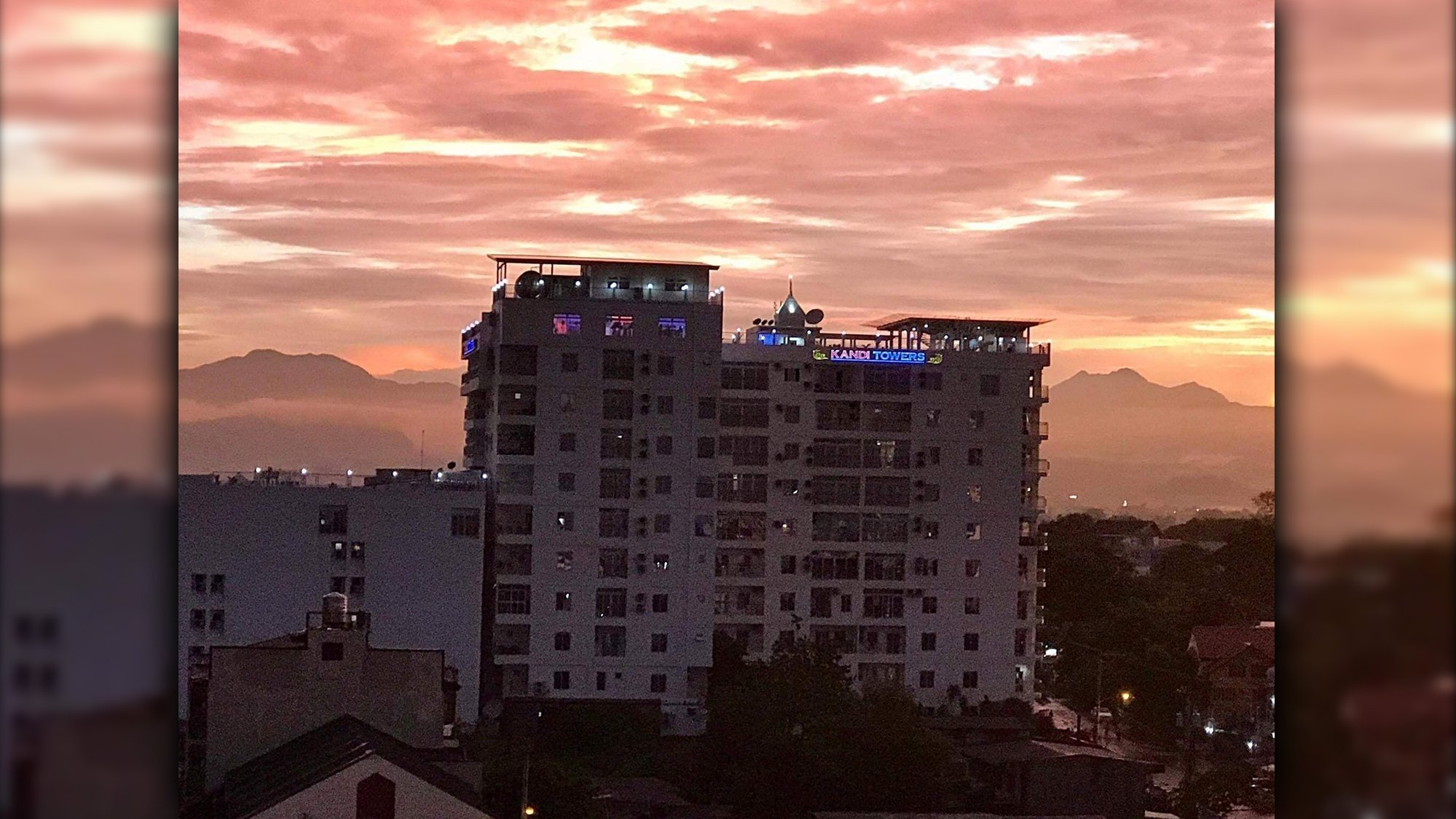 Stay at Kandi Towers
